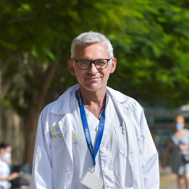 Doctor Luciano Santana Cabrera